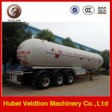 Tri-Axle 30-60m3 Gas Tank Trailer