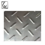 430/410s Lentils Type Stainless Steel Checkered Plate
