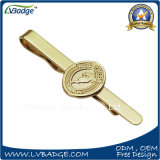 Customized Tie Clip with Gold Plating