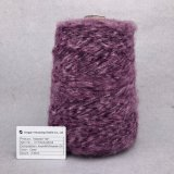Napped Yarn 2.8nm Acrylic88% Polyester12% Pink/Purple