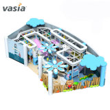 China Reliable Supplier Vasia Colorful Cheap Park Toys Children Plastic Outdoor Playground