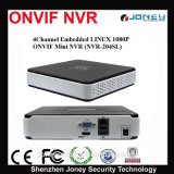Joney NVR Video Recorder H. 264 Smart Mini Network 1080P 8 Channel