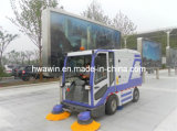 Cleaning Ride on Vacuum Sweeper Machine