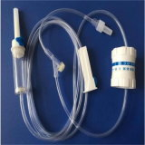 Ce ISO Disposable IV Infusion Set with Precise Regulator Supply Medical Instrument