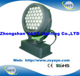 Yaye 18 Hot Sell 12W 18W 36W LED Spotlight/LED Wall Washer /LED Garden Light with Ce &RoHS Approval