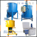 Double-Layer Cement Mixer with Pump