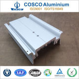 Customized Aluminium Extruded Extrusion with CNC Machining (ISO9001 certificated)