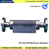 on-Line Oil Condition Sensor for Moisture Measurement in Oil