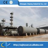 Large Input &Output Continuous Fuel Oil Processing Plant