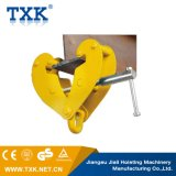 China Manufacturer Supply Stainless Steel Beam Clamp 10 Ton
