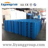 Exporting 19L Barreled Drinking Water Pallet 16 Bottles Standard Pallet Racking