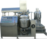 Mixer Homogenizer Emulsify Machine for Cosmetic Ointment Toothpaste Cream