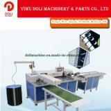 Automatic Double Coil Spiral Binding Notebook Machine with Paper Punching Binding