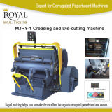 Mjry-1 Creasing and Die-Cutting Machine for Carton with Ce