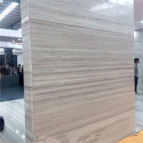 Polished Crystal Wood Marble Slabs Used for Engineering Stone