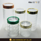 Straight up Glass Jar Opaque Food Container