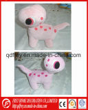 Huggable Customized Soft Plush Pink Toy Dinosaur