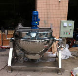 LGP Heating Tilting Jacketed Kettle Soup Cooking Kettle (ACE-JCG-RY)