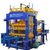 Qt5-15 Vibrated Block Making Machine Hydraform Interlocking Brick Machine in Kenya