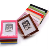 Colored Solid Wood Photo/Picture Frame