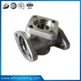 OEM Wholesale Wrought Iron/Steel Foundry Sand Casting for Park Bench Leg