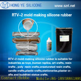 Silicone Rubber for Craftwork Molding