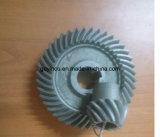 4 Spline Gears for Paddle Wheel Aerator