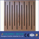 Wall Soundproof Material Wooden Panel