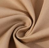 Recycle Pet Spandex Cotton Fabrics 2/1 Twill Weft Stretch