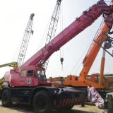 Original Japan Made Used 50ton Tadano Tr-500ex Rough Terrain Crane