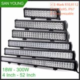 40 Inch 234W CREE LED Light Bar for 4X4 Trucks off Road Driving