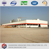 Cheap Steel Structure Workshop Building in Algeria