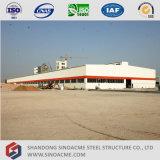 Sinoacme Cheap Steel Structure Workshop Building in Algeria
