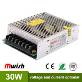 Manufacturer Wholesale Triple-Output SMPS Swiching Power Supply T-30A for Industrial Equipments