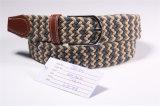 Fashion PU Woven Stretch Belts