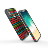 TPU Phone Cover with Fabric for iPhone X