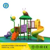 Kids New Plastic Commercial Slide and Outdoor Playground Equipment Price