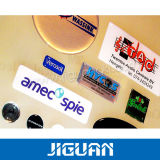 2013 Low Price Outdoor Weatherproof Sun Resistant Crystal Epoxy PU Dome Sticker