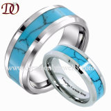 Wholesale Top Quality Camo Inlay Tungsten Ring