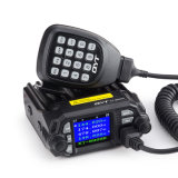 Vehicle Mouted Qyt Kt-8900d 25 Watt Portable Walkie Talkie UHF VHF FM Car Transceiver Radio