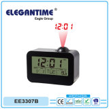 Promotion Gift Projection Clock with Time and Thermometer Function