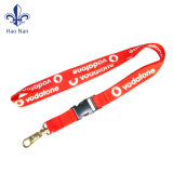 Cheap Price Heat Transfer Printing Lanyard with ID Holder