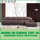 Living Room Taupe Leather Sofa Modern Furniture