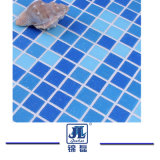 Building Material Mix Color Glass Mosaic Tile for Swimming Pool Tile Wall Tile