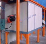 Automatic Powder Spray Coating/Painting Line for Aluminum Profiles