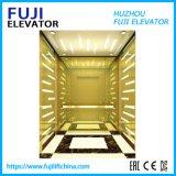 FUJI Vvvf 0.4m/S 450kgs Cheap Small Villa Panoramic/Observation Glass Home Passenger Elevator