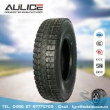Tubeless12r22.5 Wholesale Truck and Bus Tyres with DOT, SNI, Gcc, ISO Certificates