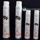 Lotion Aluminum Plastic Laminated Tube Packing with Screw on Cap