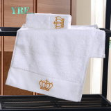 Cheap Wholesale Cotton Velour Plain Sky Blue Hand Towels