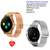 Mtk2502c Touch Screen Bluetooth Smart Watch with Heart Rate K88h